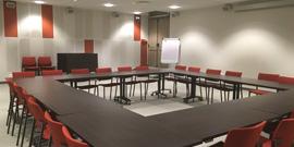 Salle de conférence au CEREMA